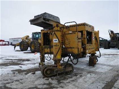 used curb machine