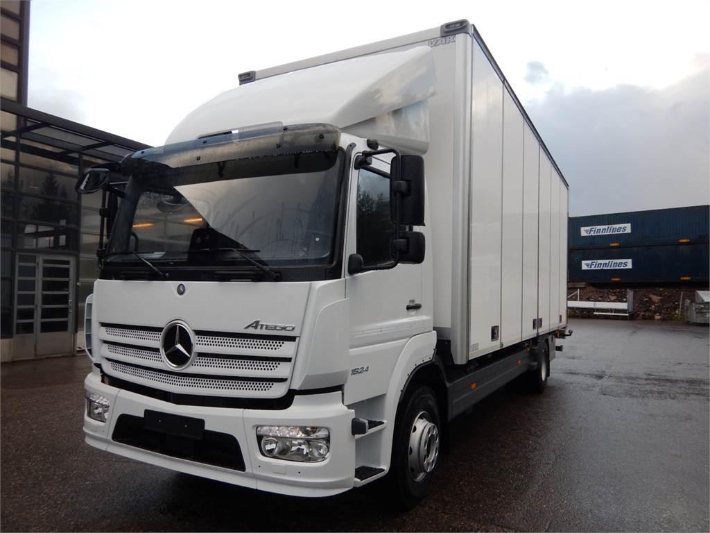 Mercedes-Benz Atego 1524 4x2 KSA UK+ PL, Umpikorikuorma-autot, Raskas kalusto ja perävaunut