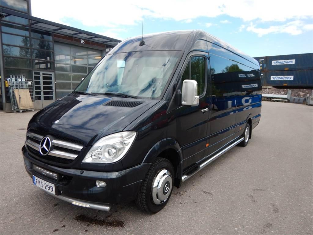 Mercedes-Benz Sprinter 519 CDI, 16 Paikkaa, Muut bussit, Käytetyt Bussit