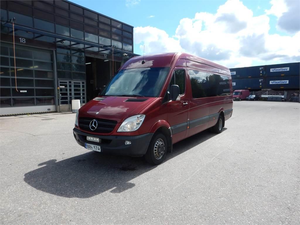 Mercedes-Benz SPRINTER LA416CDI-4,6 20paikkaa, Muut bussit, Käytetyt Bussit