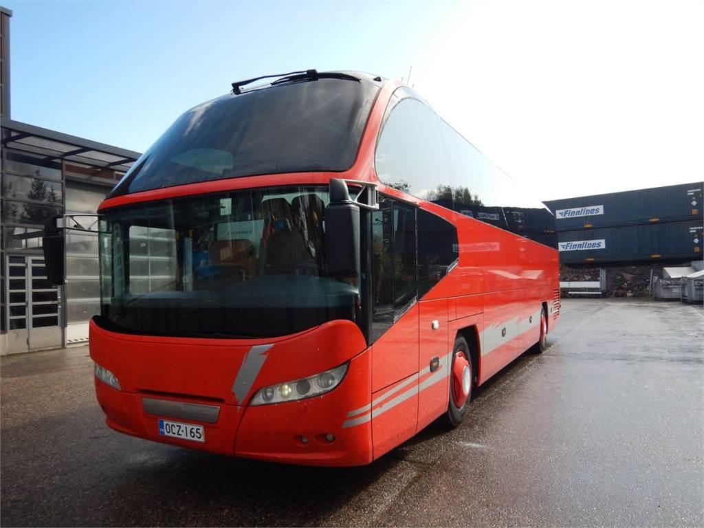 Neoplan Cityliner - Vaihtohyvitys 15 000 eur, Turistibussit, Käytetyt Bussit