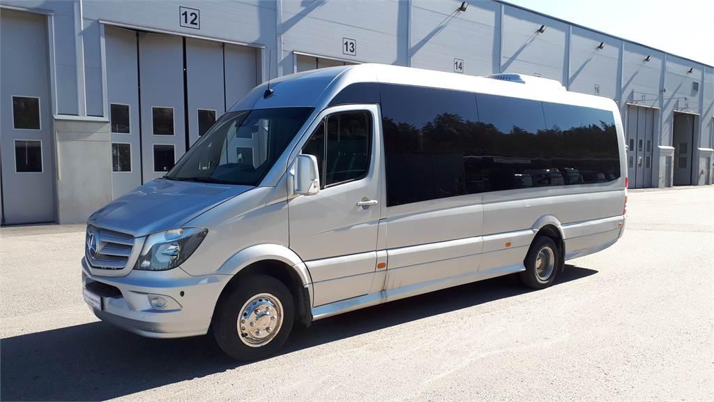 [Other] Auto-Merc/MB Sprinter SPRINTER 519 CDI 19 Paikkai, Turistibussit, Käytetyt Bussit