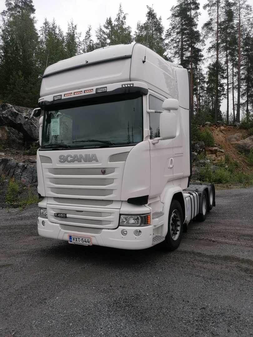 Scania Vaihtoautot