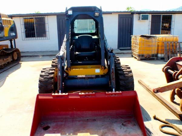 Volvo MC90B, Skid Steer Loaders, Construction Equipment