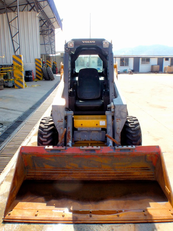 Volvo MC70B, Skid Steer Loaders, Construction Equipment