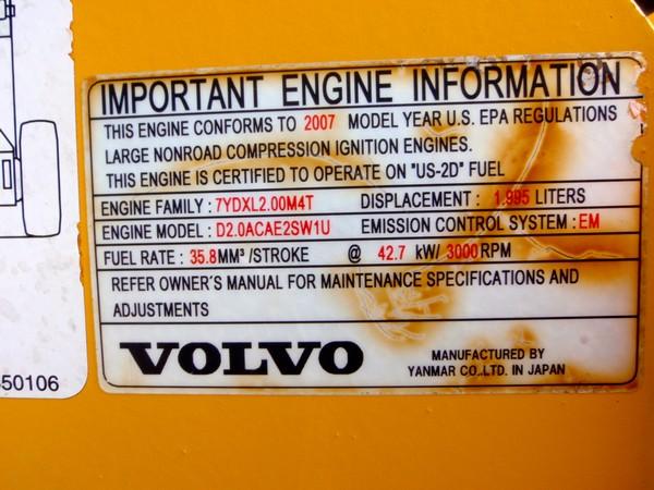 Volvo MC70B, Skid Steer Loaders, Construction Equipment