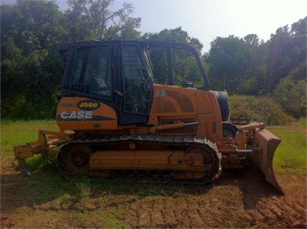 CASE 850L, Crawler dozers, Construction Equipment