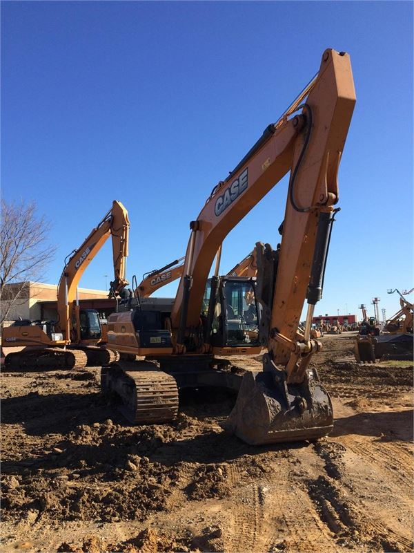 Case cx300c crawler excavators construction equipment for Avis e case construction