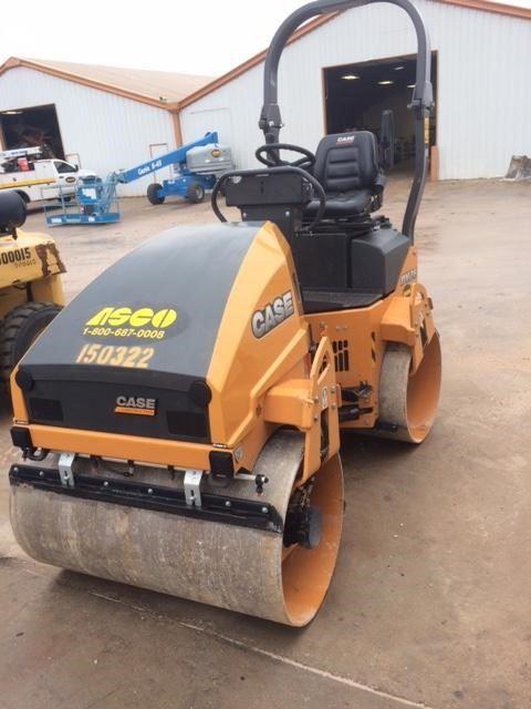 CASE DV26, Asphalt Compactors, Construction Equipment
