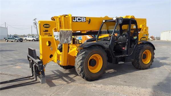 JCB 512-56 - Telescopic Handlers - Construction Equipment