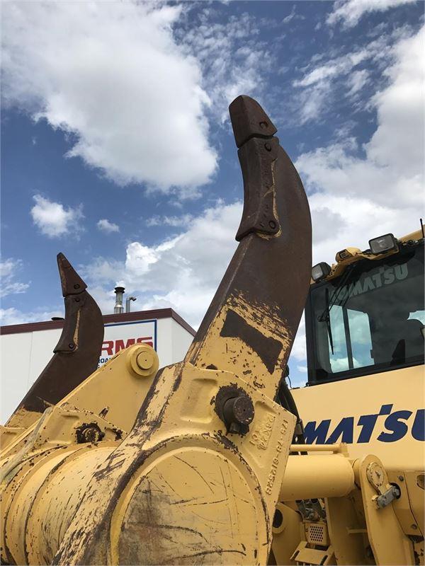 Komatsu D155AX-7, Crawler dozers, Construction Equipment