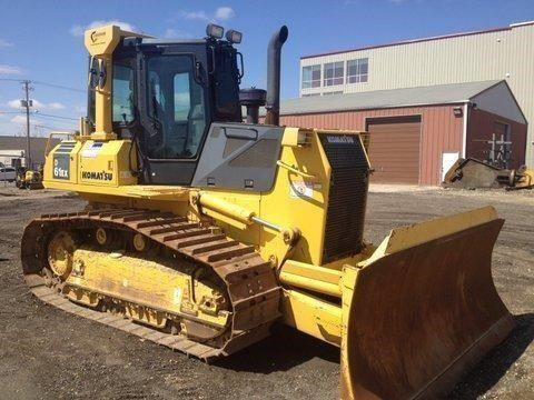 Komatsu D61EX-15E0, Crawler dozers, Construction Equipment