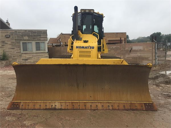 Komatsu D61PX-23, Dozers, Construction Equipment