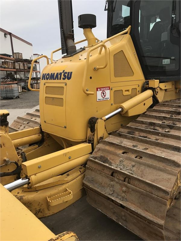 Komatsu D61PXI-23, Crawler dozers, Construction Equipment