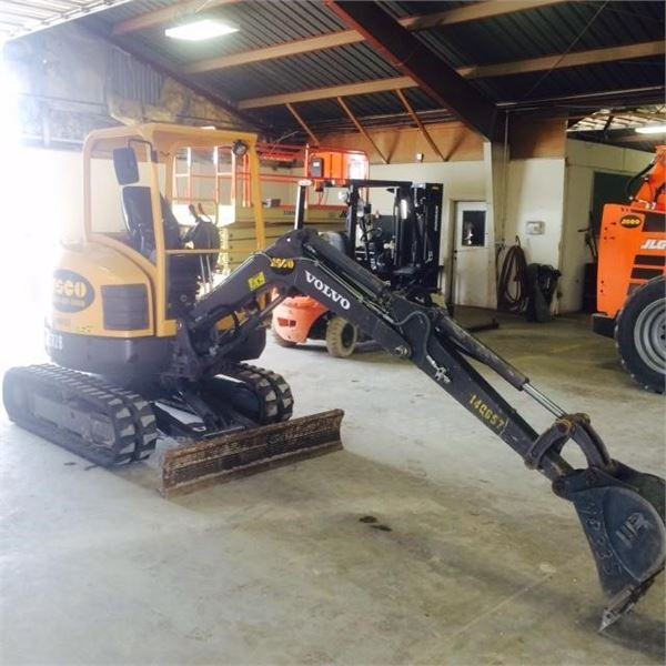 Volvo ECR28, Mini Excavators <7t (Mini Diggers), Construction Equipment