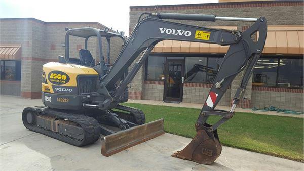 Volvo ECR58, Mini Excavators <7t (Mini Diggers), Construction Equipment