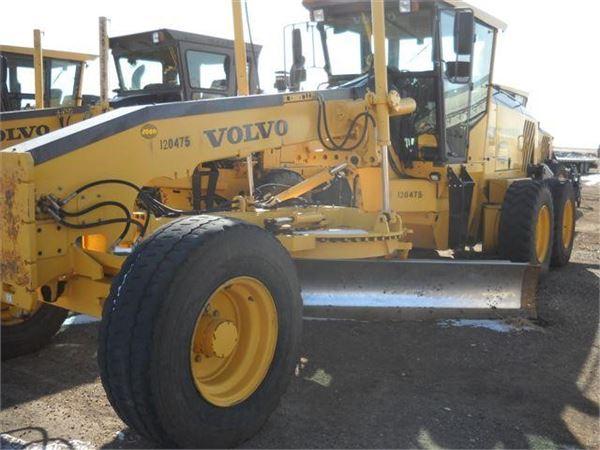 Volvo G940, Motor Graders, Construction Equipment