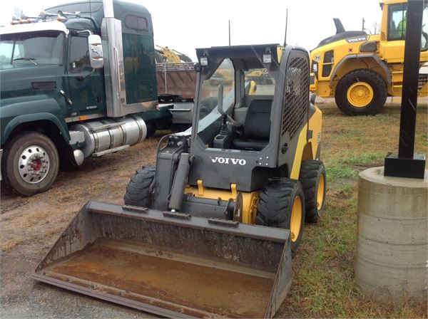 Volvo MC110C, Skid Steer Loaders, Construction Equipment