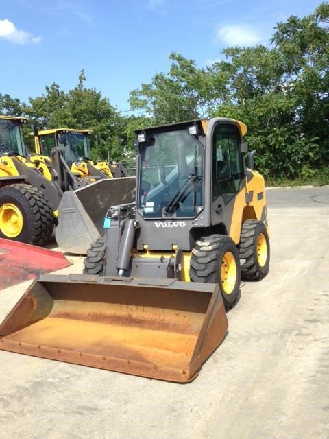 Volvo MC135C, Skid Steer Loaders, Construction Equipment