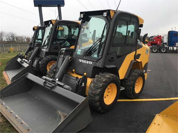 Volvo MC135C, Compact Track/Skid Steer, Construction Equipment