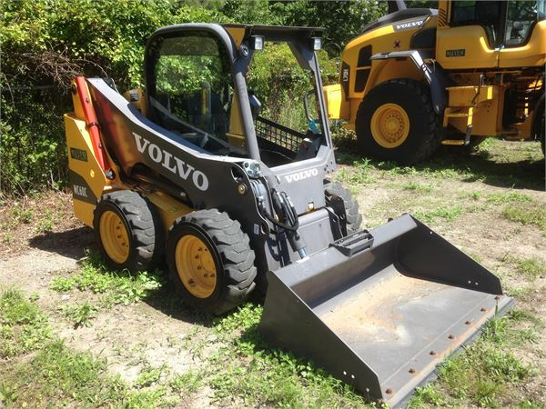 Volvo MC60C, Skid Steer Loaders, Construction Equipment