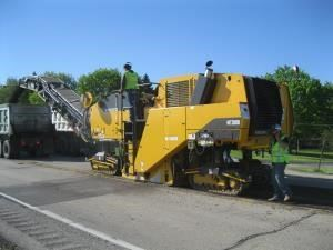 Volvo MT2000, Asphalt pavers, Construction Equipment