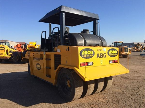 Volvo PT240R, Pneumatic tired rollers, Construction Equipment