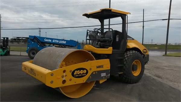 volvo sd115d single drum rollers construction equipment volvo volvo sd115d single drum rollers construction equipment