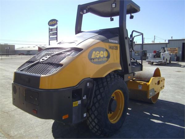 Volvo SD75, Asphalt Compactors, Construction Equipment