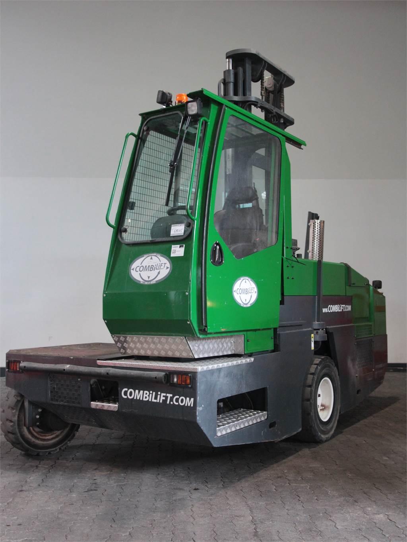 Combilift C4500SL, 4-way reach trucks, Material Handling