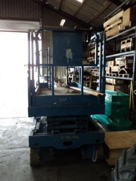 Genie GS2046, Anders, All Used Machines