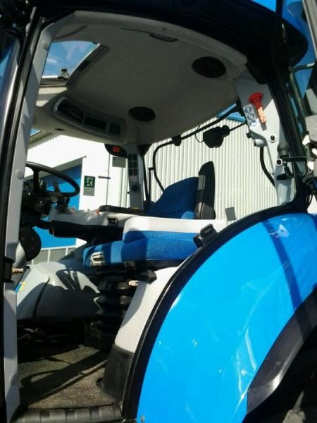 New Holland T7.210 Auto Command, Tractoren, All Used Machines