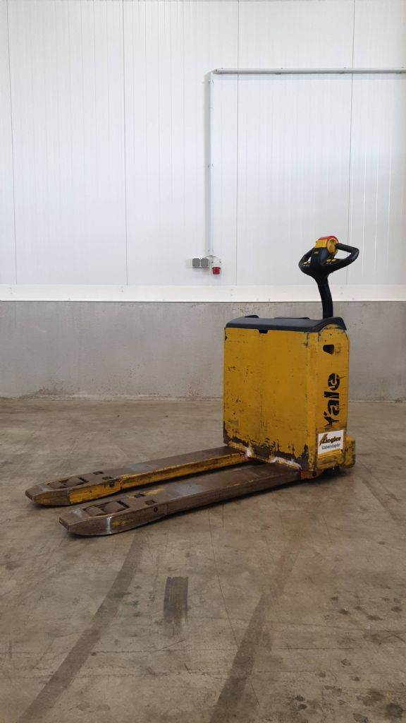 Yale MP16AC, Low lifter, Material Handling