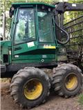Timberjack 810 D, 2005, Forwarderid