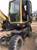 현대 60w-9 Excavator, 2012,  휠 굴삭기