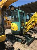 Yanmar Vio 25, 2007, Mini Excavators <7t (Mini Diggers)