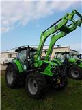 Deutz-fahr 6130 TTV, 2019, Tractors