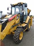 Caterpillar 428 F, 2012, Backhoe loader