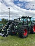 Fendt 820 Vario TMS, 2012, Traktorit