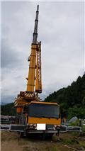 Liebherr LTM 1090-1، 1996، رافعات صالحة لكل أنواع الطرق