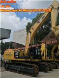 Caterpillar 349 D, 2016, Crawler excavators