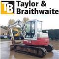 Takeuchi TB180FR, 2009, Mini excavators  7t - 12t
