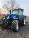 New Holland T 7.210, 2016, Tractores