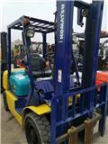 小松 3吨、2016、伸缩臂叉装车|叉装车