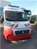 Fiat Ducato، 2014، سيارات إسعاف
