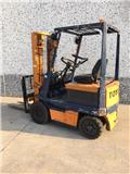 Toyota 4FBL15, 1990, Electric forklift trucks