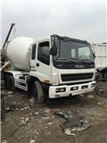 Isuzu 9M3, Concrete Mixers