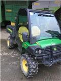 John Deere 855 D, 2014, ATVs