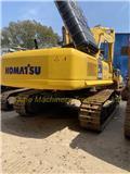 Komatsu PC450-7, 2016, Excavadoras sobre orugas