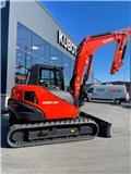 Kubota 080, 2021, Mini excavators  7t - 12t